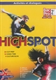 HIGH SPOT 2DE BAC PRO CD AUDIO